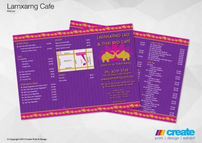 Larnxarng Cafe