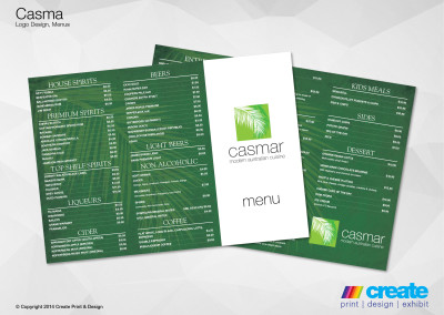 Casmar Restaurant