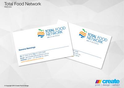 Total Food Network